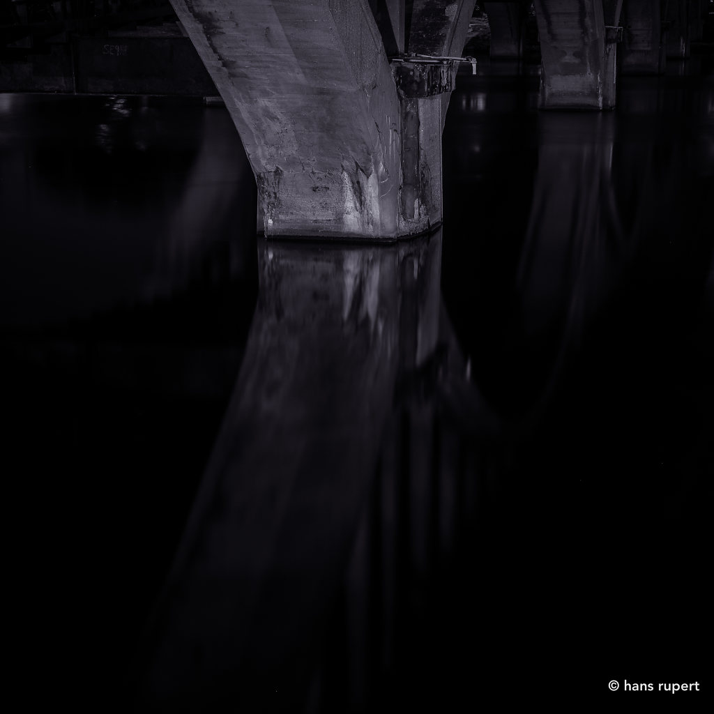 Jefferson Street Bridge - Dark #4