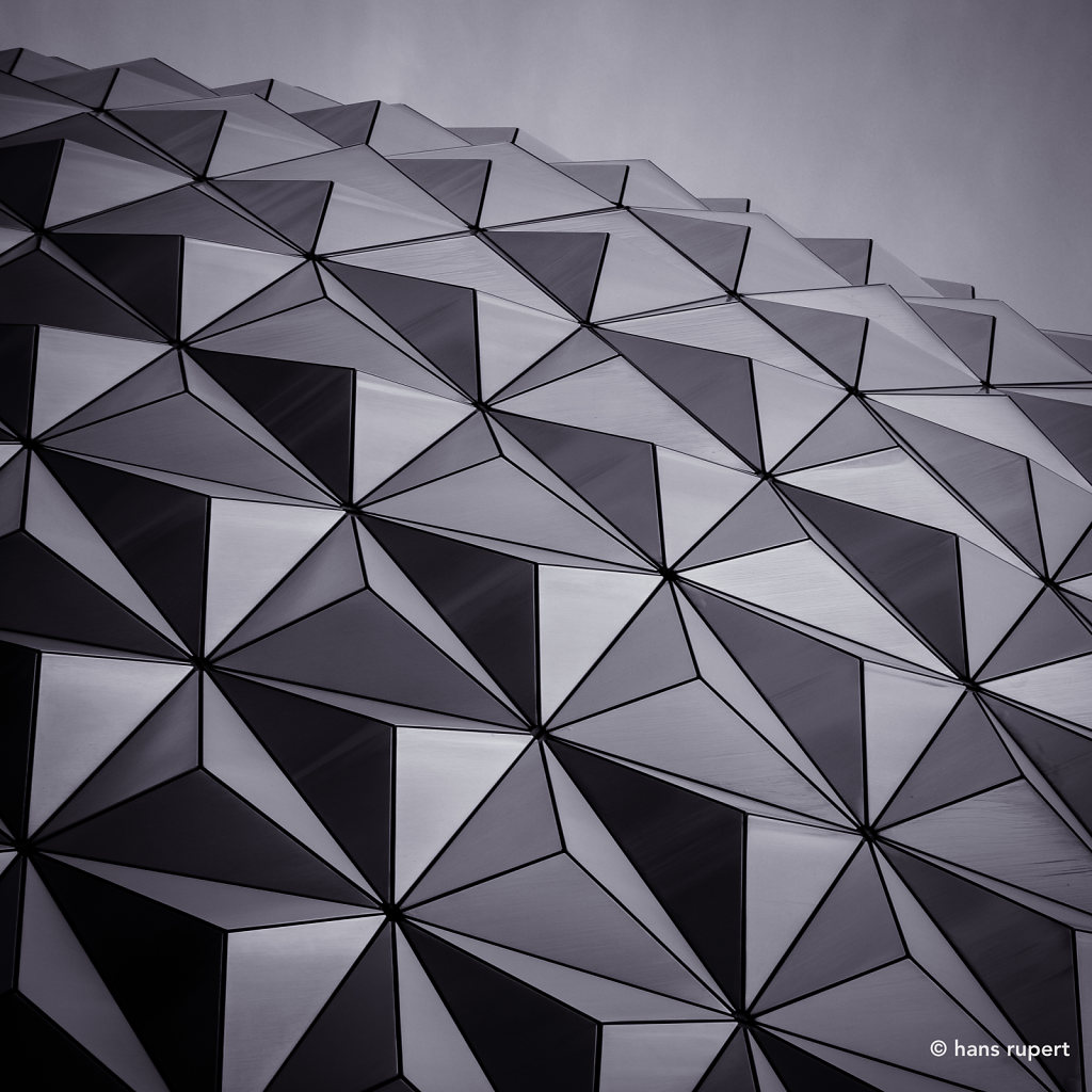 Epcot Abstract 3