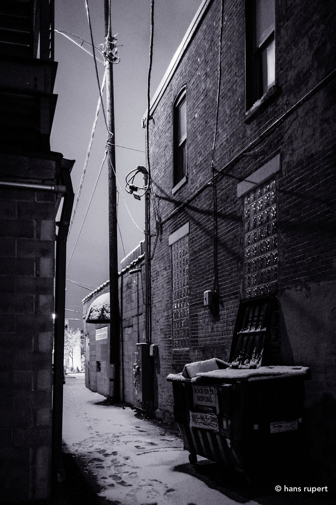 Back Alley Light