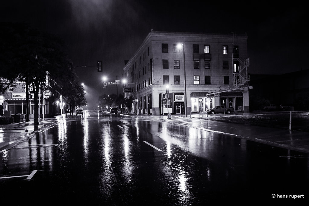 Rain On Mulberry St.