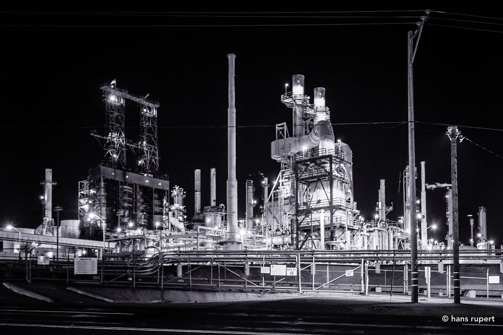 Drive-by Refinery
