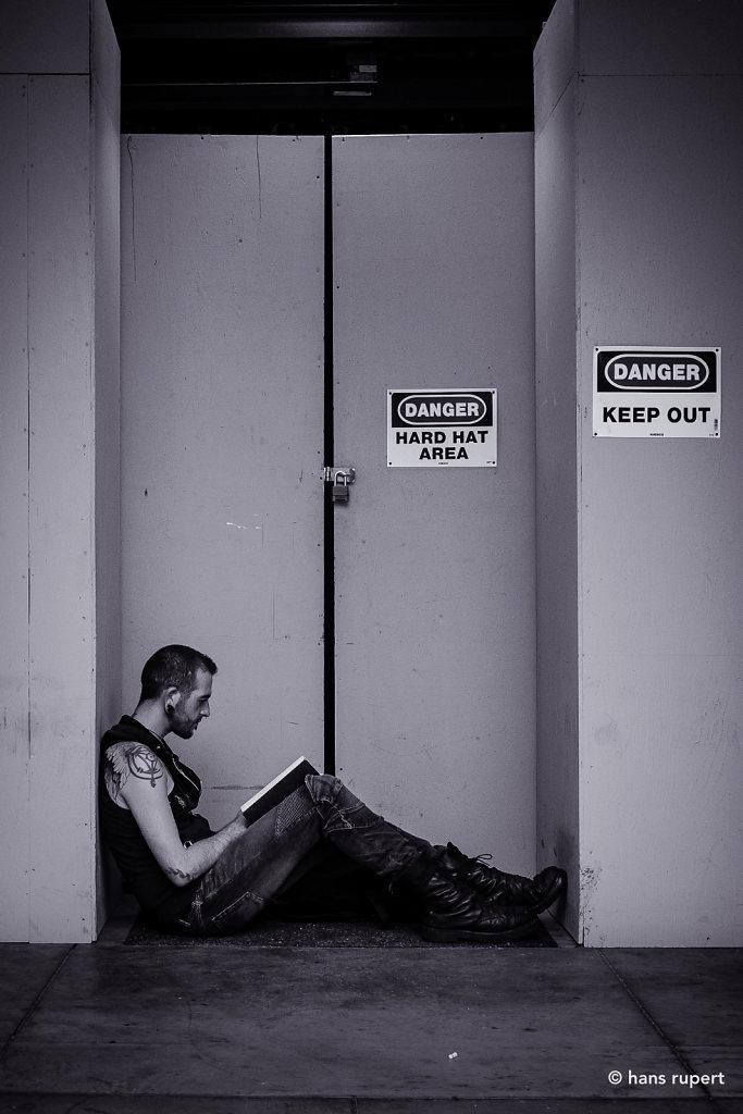 Closed Doors, Open Mind