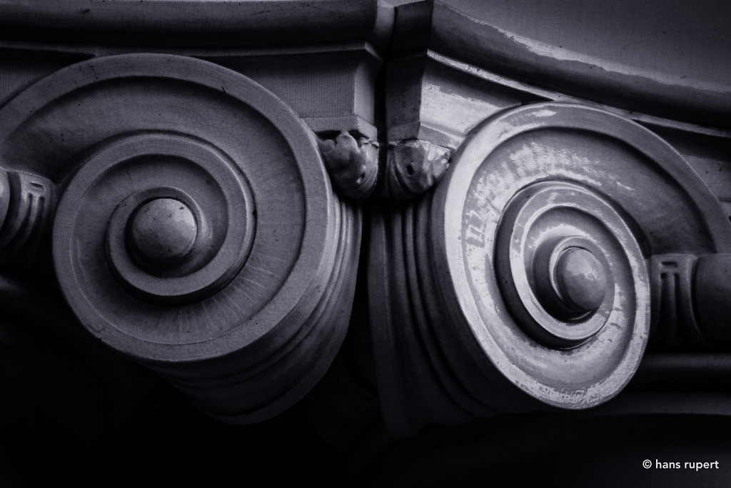 Ionic Capital - Capitol of Columns