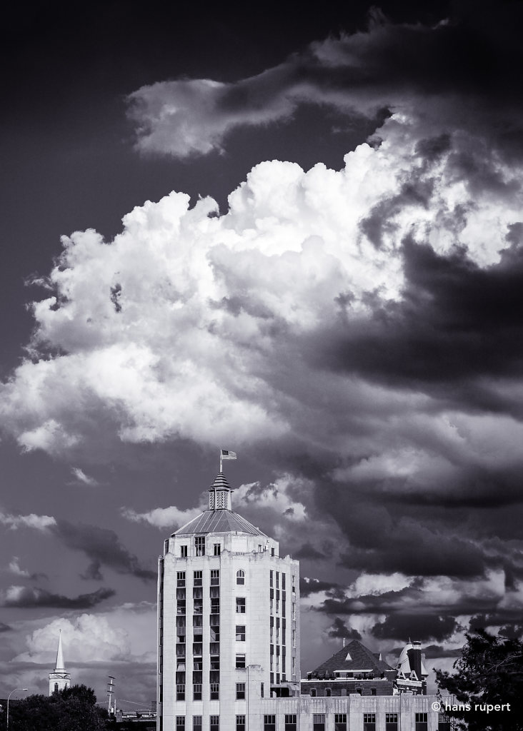 Rockford Register Star News Tower