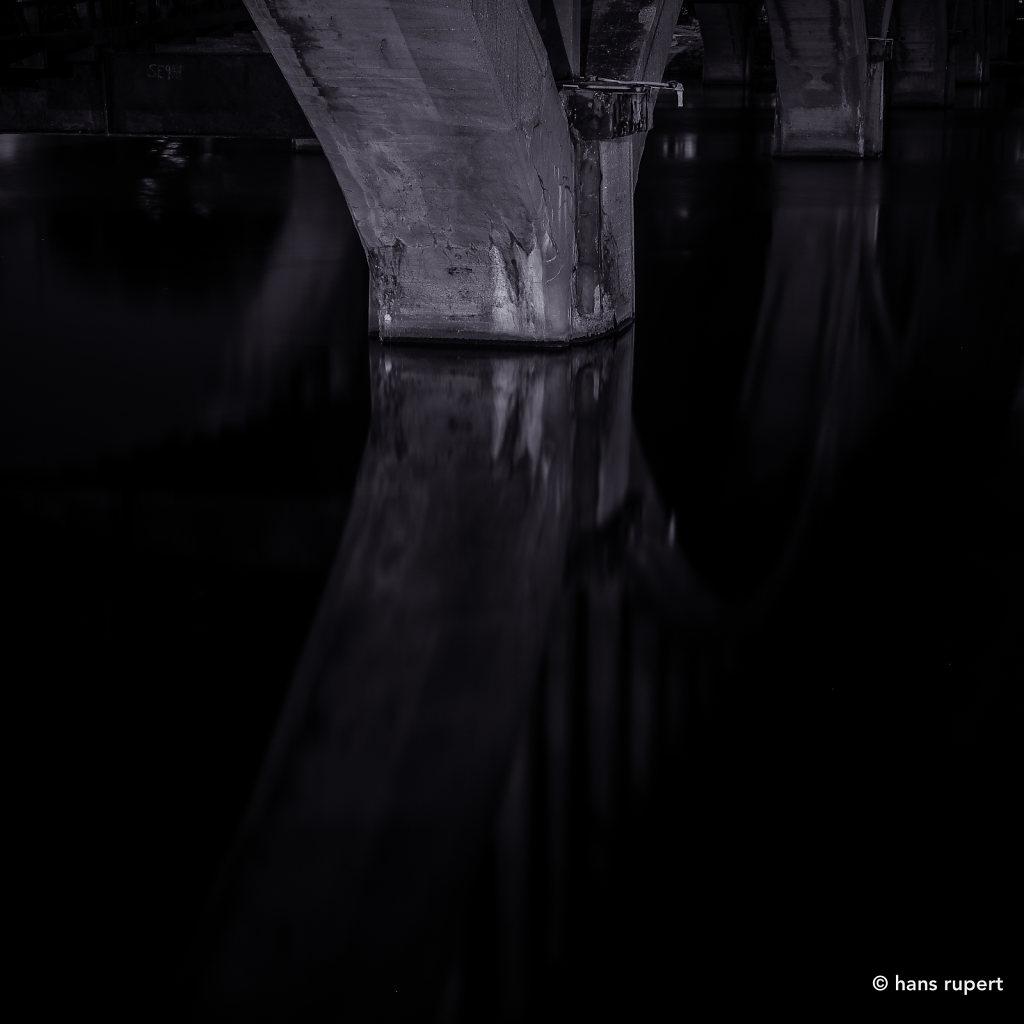 Jefferson Street Bridge - Dark #4